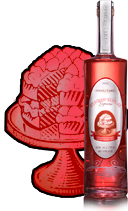 Strawberry Shortcake Liqueur
